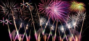 Free Fireworks Royalty Free Stock Image - 44019956