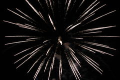 Fireworks. Image taken of fireworks at a show Stock Image
