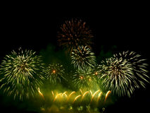 Free Fireworks 5 Royalty Free Stock Photo - 7274225