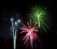 Free Fireworks Royalty Free Stock Photos - 5255428