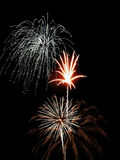 Fireworks. Holiday Fireworks Stock Photography