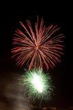 Fireworks. Display Stock Photos