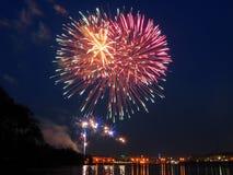 Free Fireworks Royalty Free Stock Photo - 873985