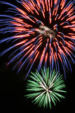 Fireworks. Celebration Royalty Free Stock Photography