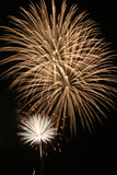 Fireworks. Celebration Royalty Free Stock Photos