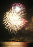 Fireworks. 4rth of July fireworks Stock Photography