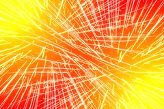 Fireworks Abstract Royalty Free Stock Image