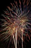 Fireworks Blast Royalty Free Stock Photos