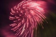Free Fireworks Burst In Night Sky Royalty Free Stock Image - 155334606