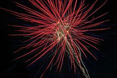 Fireworks Burst Stock Images