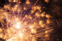 Fireworks. Royalty Free Stock Photos