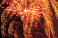 Fireworks. Stock Photos