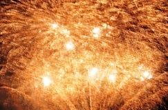 Fireworks. Royalty Free Stock Image