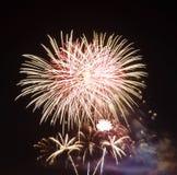 Fireworks celebration Royalty Free Stock Images
