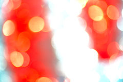 Fireworks, Christmas lights blurred image Royalty Free Stock Photography