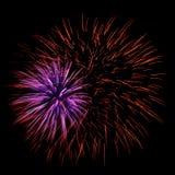 Fireworks . Stock Photo