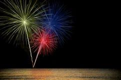 Fireworks . Royalty Free Stock Photos