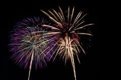 Fireworks Stock Photos