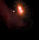 Fireworks,colorful fireworks background,fireworks explosion in dark sky, Malta, fireworks in Malta, Independence day, fireworks fe. Fireworks,colorful fireworks Royalty Free Stock Photo