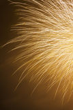 Fireworks. Colorful fireworks in the night sky Stock Images