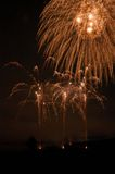 Fireworks Display royalty free stock photography