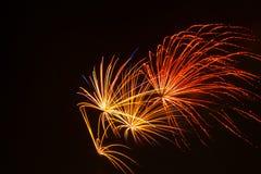 Fireworks Display Royalty Free Stock Photos