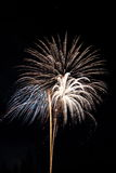 Fireworks Display. For celebration, New Year's Eve or 4th of July Royalty Free Stock Photo