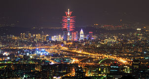 Fireworks Display event Royalty Free Stock Photography