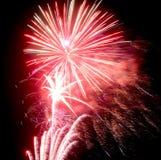 Fireworks Display stock image