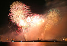 Fireworks 028 Royalty Free Stock Images