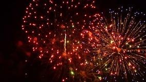 Fireworks 17 stock video