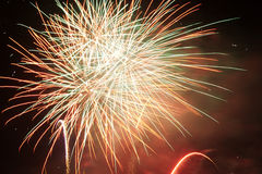 Free Fireworks Explosion Stock Images - 1601844