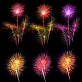 Fireworks for Festival Royalty Free Stock Photo