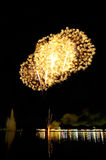Fireworks. For festivals and celebrations royalty free stock image