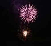 Fireworks - 02 Royalty Free Stock Photos