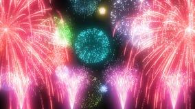 Fireworks image Stock Images