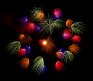 Fireworks in Mqabba - Malta Stock Photography