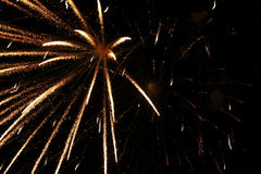 Fireworks 4 Royalty Free Stock Photography