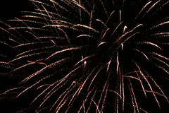 Fireworks 5 Royalty Free Stock Images