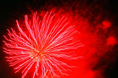 Fireworks New Years Royalty Free Stock Photos