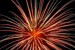 Fireworks newyear's Royalty Free Stock Photos