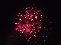 Fireworks. Nice fireworks 1 stock images