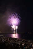 Fireworks,Nice,France Stock Photo