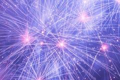 Fireworks. Royalty Free Stock Photo