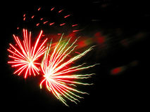 Fireworks 23 royalty free stock photography