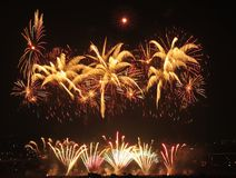 Fireworks Show Royalty Free Stock Image