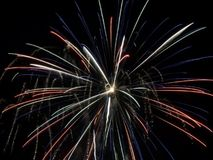 Fireworks Show V royalty free stock photos