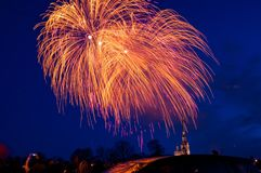 Fireworks, Sky, Event, Atmosphere Of Earth royalty free stock images
