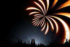 Fireworks, Sky, Event, Darkness royalty free stock photos