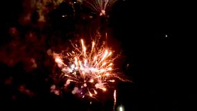 Fireworks. Spectacular Fireworks Finale in HD